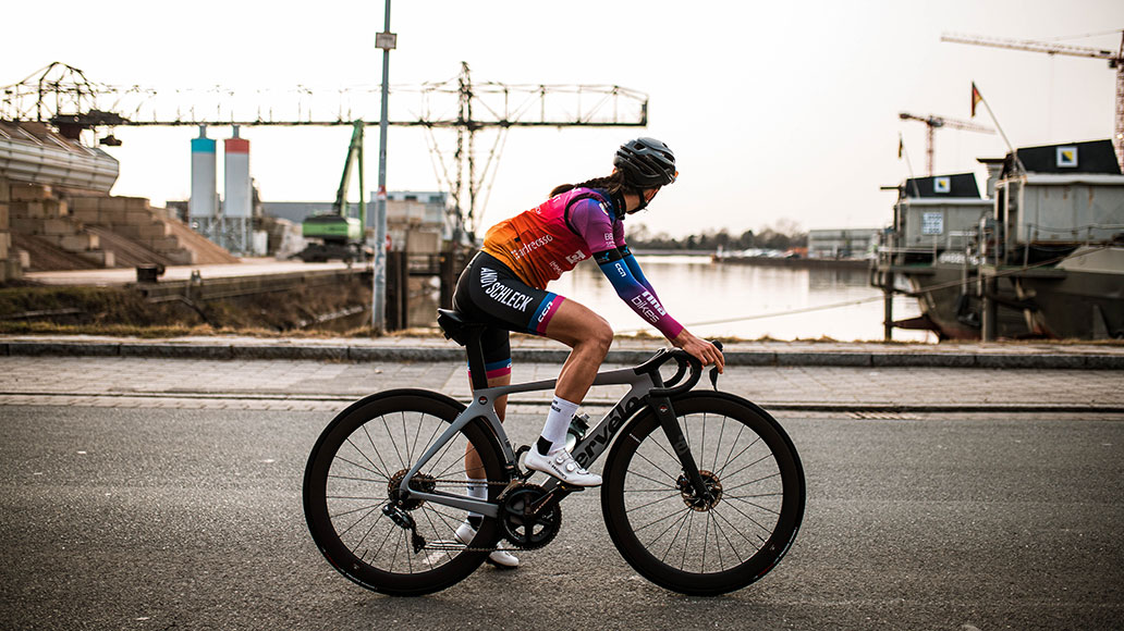 Carolin Schiff, Portrait, Rad-Bundesliga, Frauen