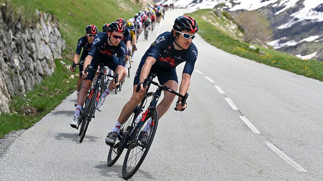 Geraint Thomas, Tour de France 2021, Favoriten