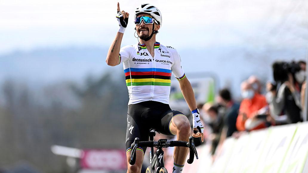 Julian Alaphilippe, Tour de France 2021, Favoriten