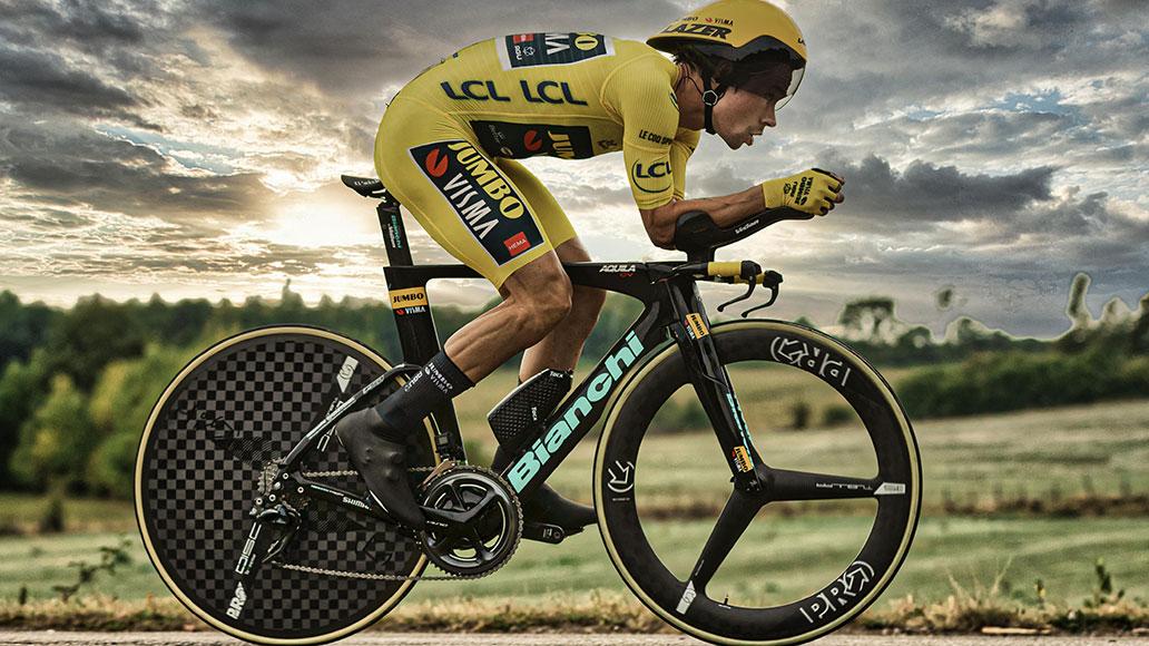 Primož Roglič, Tour de France 2021, Favoriten