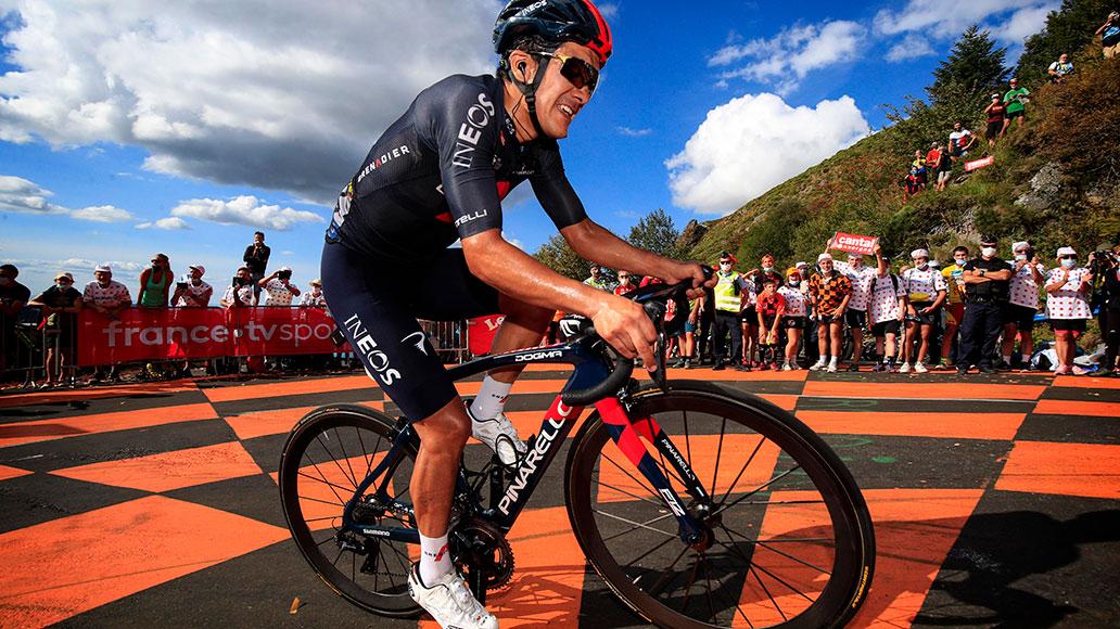Richard Carapaz, Tour de France 2021, Favoriten