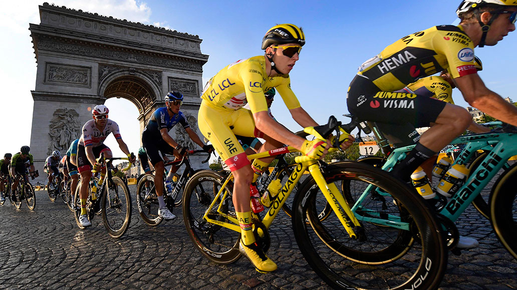 Tadej Pogačar, Favoriten, Tour de France 2021