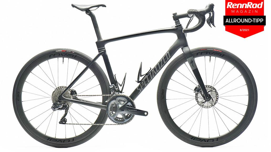 Specialized Roubaix Expert, Kaufberatung, Radmarathon-Rennräder, Test
