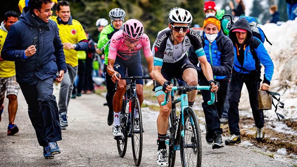 Simon Yates, Radsport, Giro d'Italia